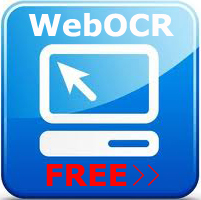 Use Free WebOCR & Online OCR Now