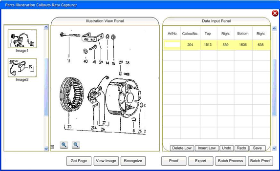 OCR Software for Engineering Drawing Recognition and